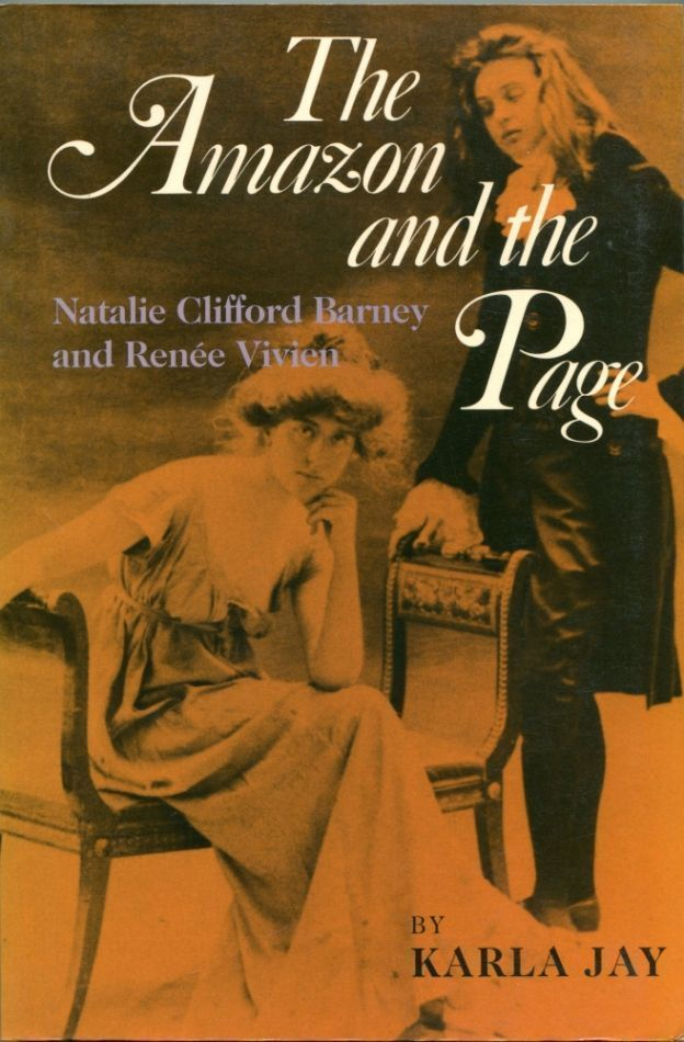 The Amazon and the Page. Natalie. Jay BARNEY, Carla.