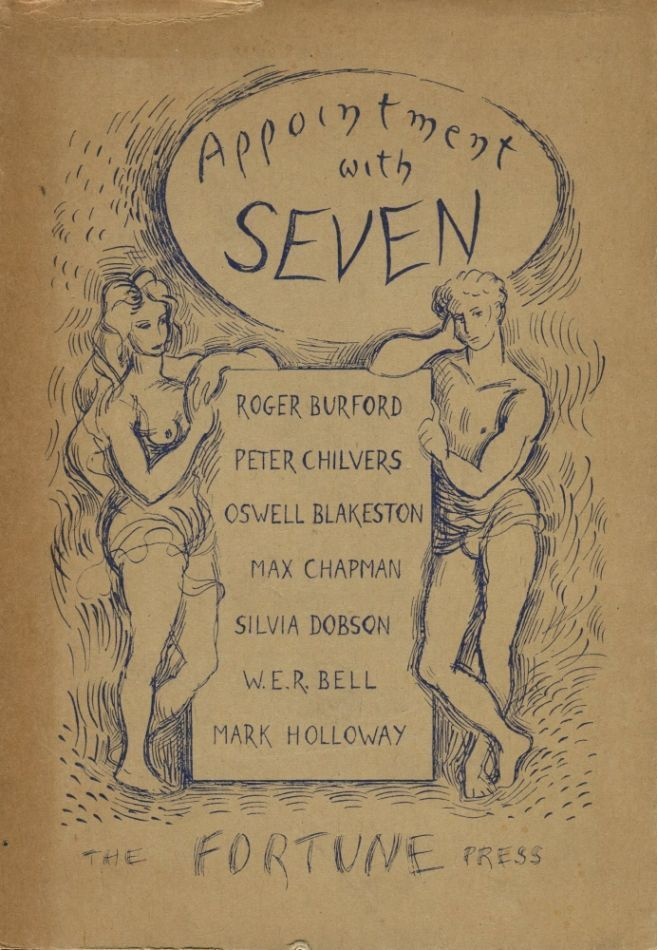 Appointment with Seven. Roger BURFORD, Peter CHILVERS, Oswell BLAKESTON, Max CHAPMAN, Sylvia DOBSON, W. E. R. BELL, Mark HOLLOWAY.