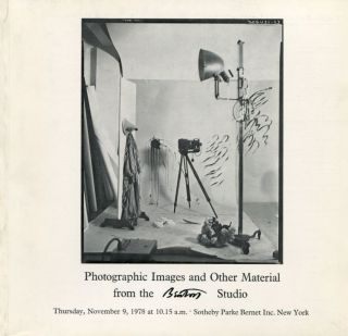 Photographic Images and other Material from the Beaton Studio. Cecil BEATON