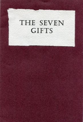 The Seven Gifts. Edmund JOHN