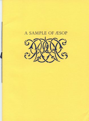 A Sample of Aesop