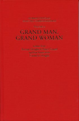 Grand Man, Grand Woman: Letters from Norman Douglas to Nancy Cunard and four letters from Cunard...
