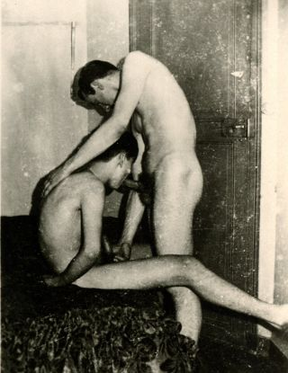 A collection of twenty-three vintage sexually explicit photographs. EROTICA