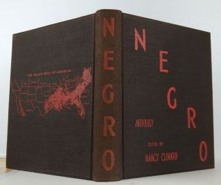 Negro Anthology. Nancy CUNARD, ed