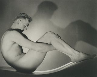 In Platinum From The Kinsey Institute. George Platt LYNES
